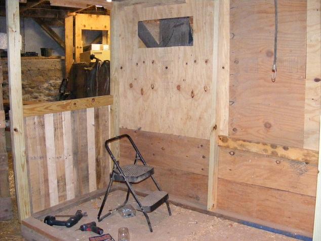 Building My Chicken Coop