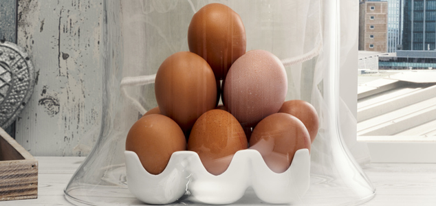 Pyramid of Eggs