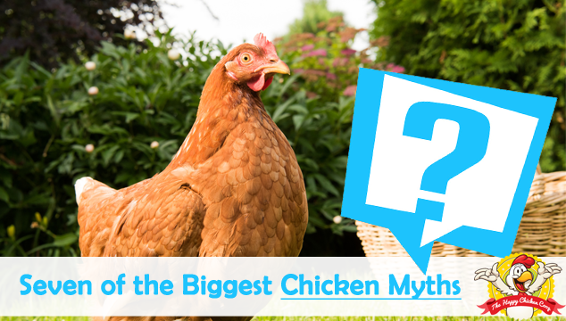 Seven of the Biggest Chicken Myths Blog Cover
