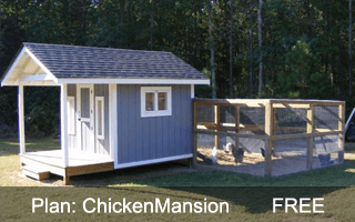 Chicken Mansion