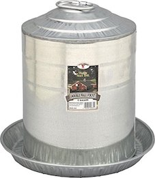 Galvanized Water Feeder