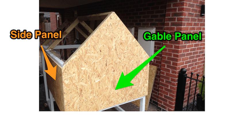 Gable Panel
