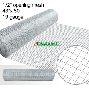 Galvanized Hardware Chicken Netting