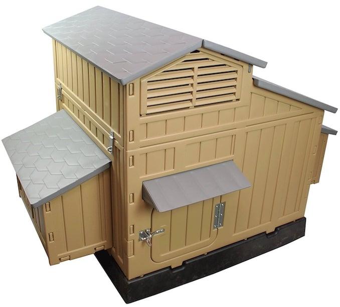 SnapLock Formex Large Chicken Coop Backyard Hen House