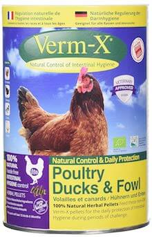 Verm-X Pellets Health Supplement