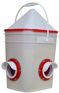 CHICKEN FEEDER BUCKET