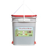 5 Gallon Nipple Chicken Waterer