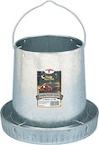 Galvanized Hanging Poultry Feeder