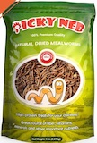Non-GMO Dried Mealworms