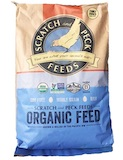 Organic Layer Feed for Chickens