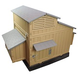 SnapLock Formex Large Chicken Coop