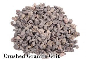 crushed granite chicken grit