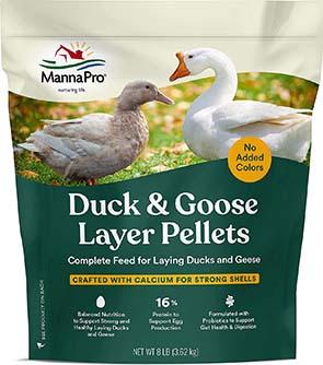 Duck Pellet Feed