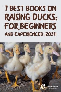 7 Best Books On Raising Ducks- For Beginners and Experienced (2021)