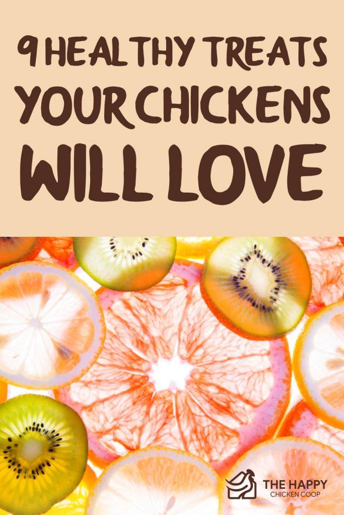 Chickens Treats
